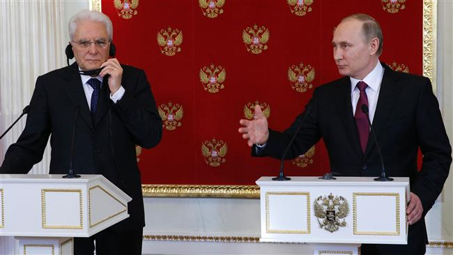US claim on Syria recalls Iraq war plot: Putin