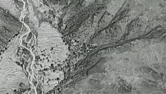 Pentagon releases video of Afghanistan strike