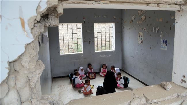4.5 million Yemeni children may lose school: UN