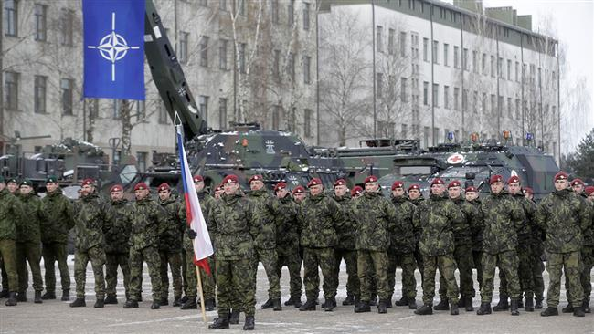NATO begins annual military drills in Latvia