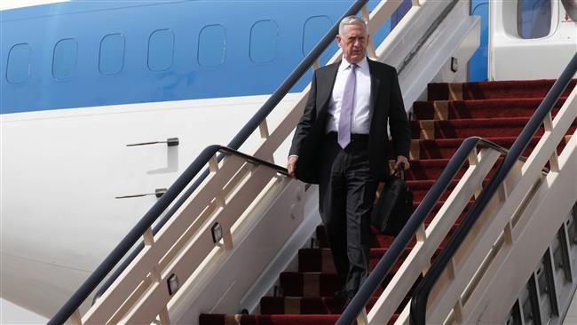Mattis slams N Korea's 'reckless' provocation