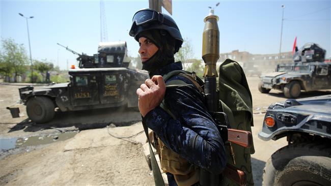 Daesh deputy ringleader slain in Iraq missile strike