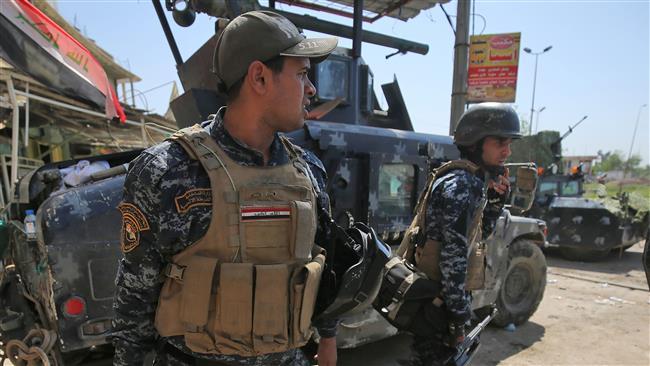 Bomb attack kills 3 Iraqi cops south of Mosul