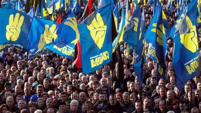 Far-right groups in Ukraine (I)