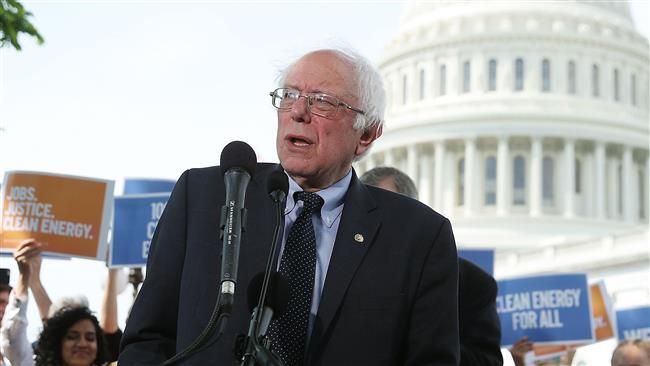 Sanders warns of nuclear war with N Korea