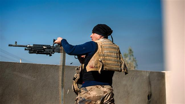 Daesh plot to copy Syria gas attack foiled in Iraq