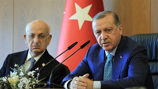 Erdogan threatens more strikes against Kurds