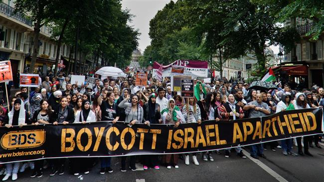 BDS calls for boycotting US projects in Palestine