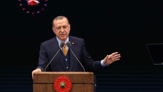 Extraditions to US depend on Gulen's handover: Erdogan