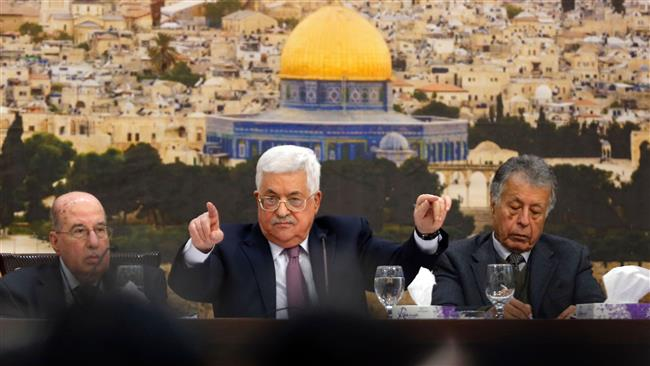 'Abbas to call on EU to recognize Palestinian state'