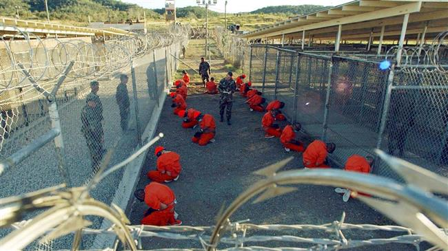 'Guantanamo used by US to go around  torture laws'