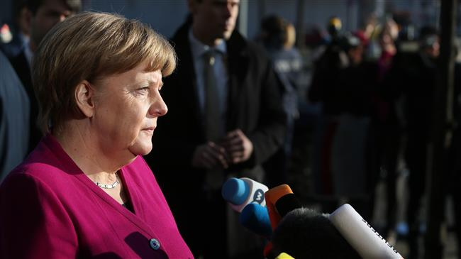 Germany's Merkel ready for 'painful concessions'