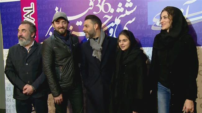 36th edition of Fajr Film festival underway in Tehran
