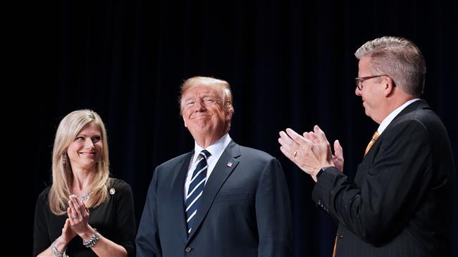 Trump signs bill ending government shutdown