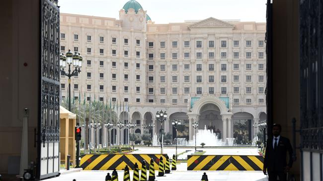 Saudi Arabia's ritzy 'prison' reopens after purge