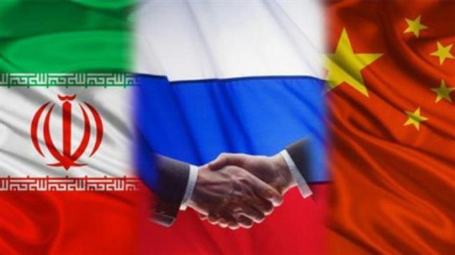 L'axe Iran-Chine-Russie inquiète Londres