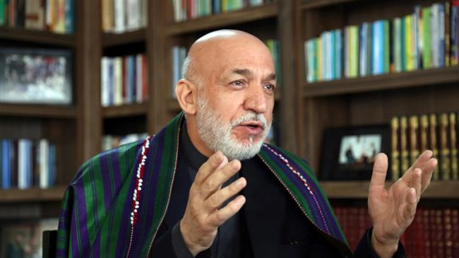 US not in Afghanistan to defeat Taliban: Karzai