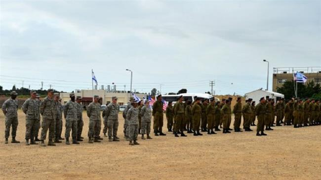 Thousands of US troops in Israel for joint drill