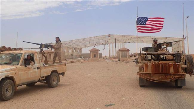 'US deploys 600 additional troops in Syria's al-Tanf'