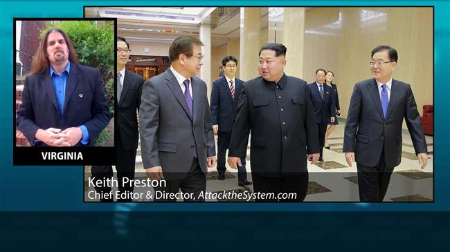 'N Korea driving wedge between US and South Korea'