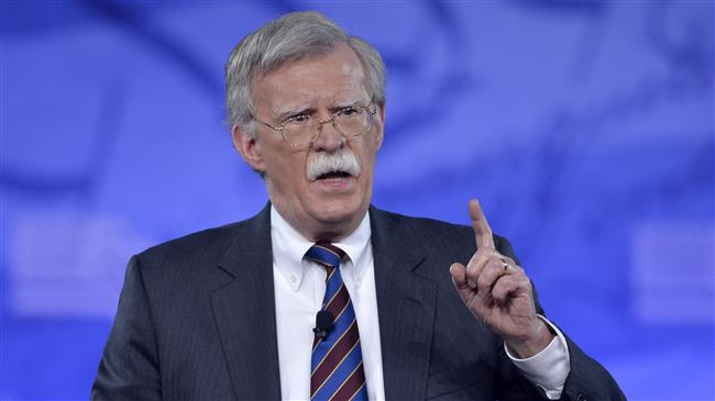 Israelis, Palestinians react differently to hawk Bolton