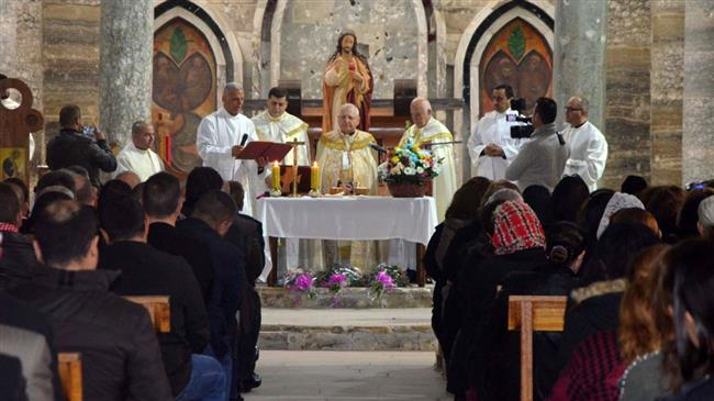 'Over 4,000 Iraqi Christian families back in Mosul'