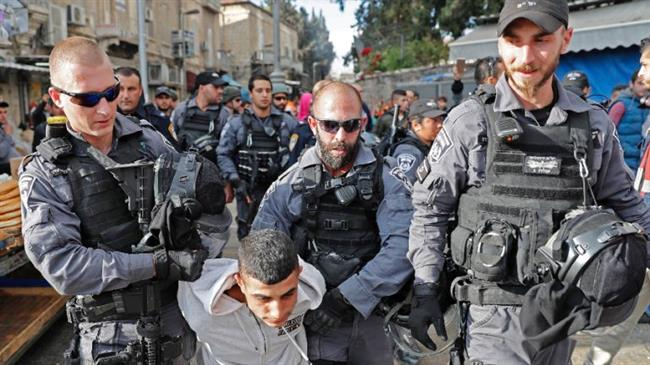 Israeli forces detain dozens of Palestinians in West Bank