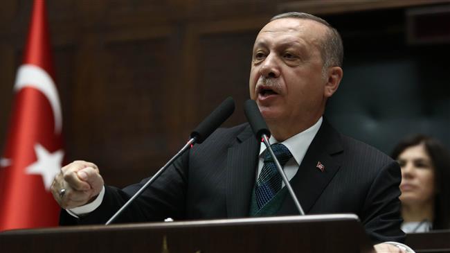 Turkey's Erdogan sues opposition party leader