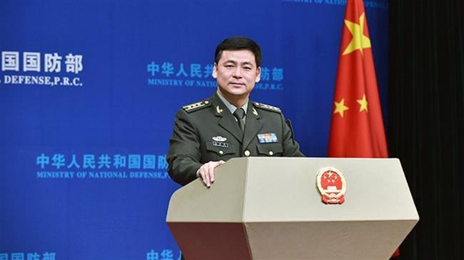 South China Sea drills routine training: Beijing