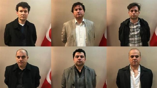6 Gulen-linked suspects extradited to Turkey from Kosovo