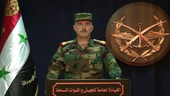 Syrian army declares full liberation of Eastern Ghouta