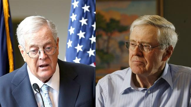 Koch brothers confront Trump over DACA