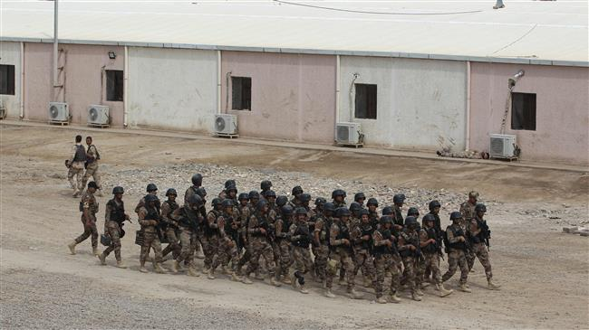 'Iraqi forces would operate against Daesh inside Syria'
