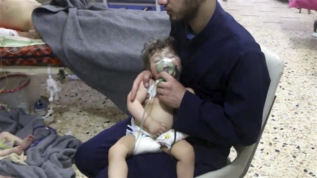 Kremlin: Assumptions on Syria gas attack 'dangerous'