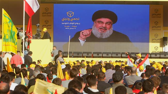 Nasrallah: Trump threats won't intimidate Syria, Russia