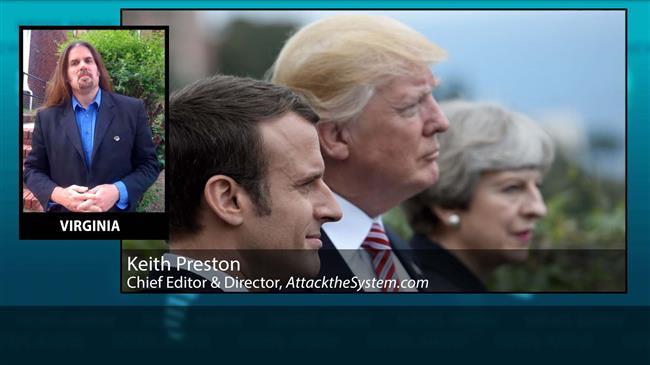 'Syria strike to escalate US-Russia hostilities'