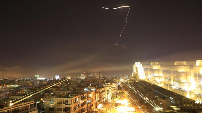 Syria intercepted 71 of 103 missiles fired at it: Russia