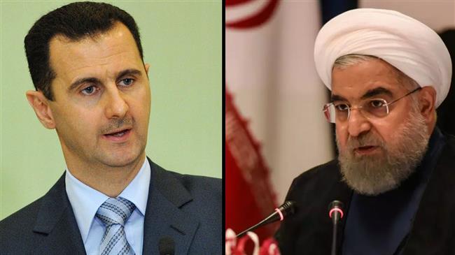 Illegal Syria attack, blatant terror support: Iran