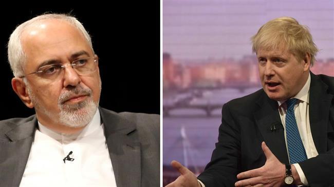 Zarif slams 'arbitrary, illegal' Syria strikes