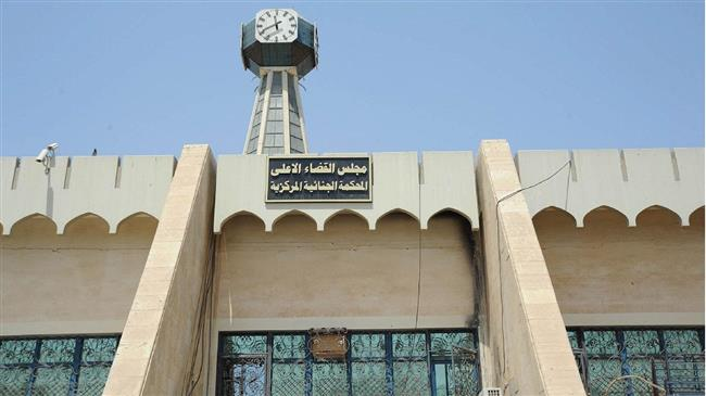 Iraq sentences 4 foreigners to death over Daesh links