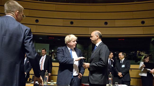 EU 'understands' Syria strikes, but urges peace talks