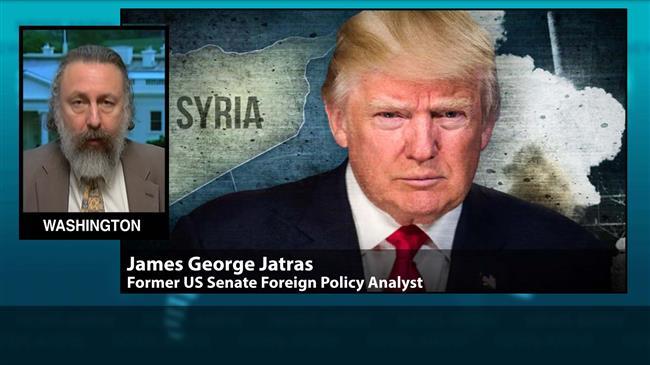 'Trump conservative base critical of US Syria involvement'