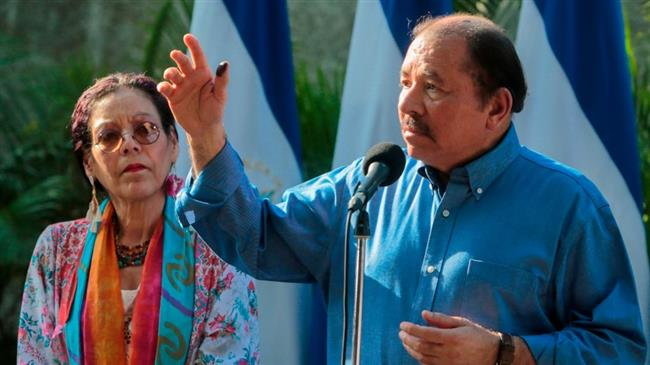 Nicaragua leader says contentious reforms can change