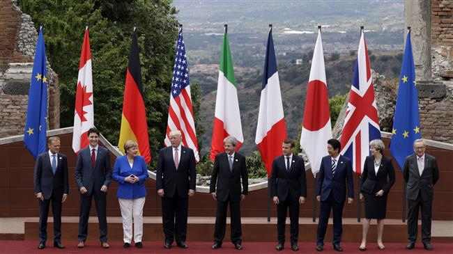 G7 to discuss Russia, but sanctions not on agenda