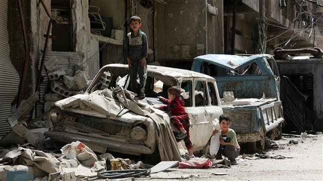 5 killed in attack on Syria's Damascus
