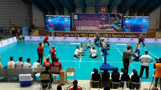Iran claims World Para Volley Super 6 title