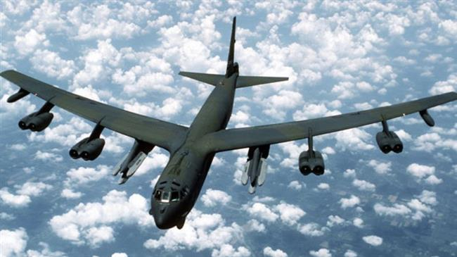 China wary as US sends B-52 bombers for 'training'