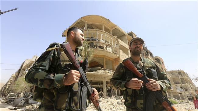 Syria frees several villages from US-backed militants