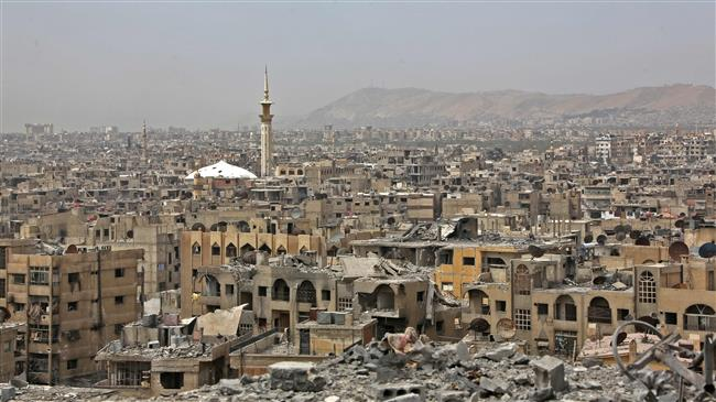 'Syria's Douma chemical weapons attack fabricated'