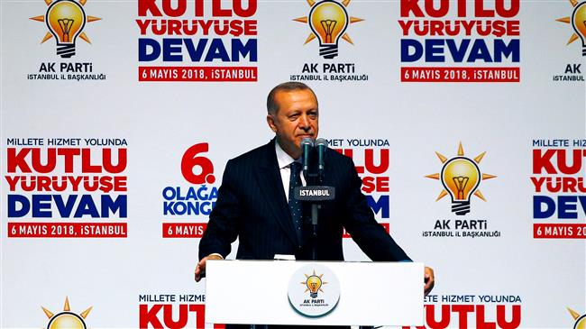 Turkey to launch further offensives into Syria: Erdogan